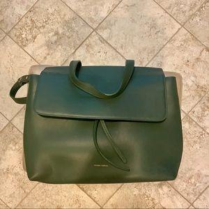 Green Mansur Gavriel Lady Bag